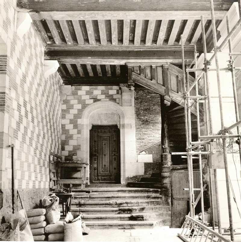 Histoire du bâtiment